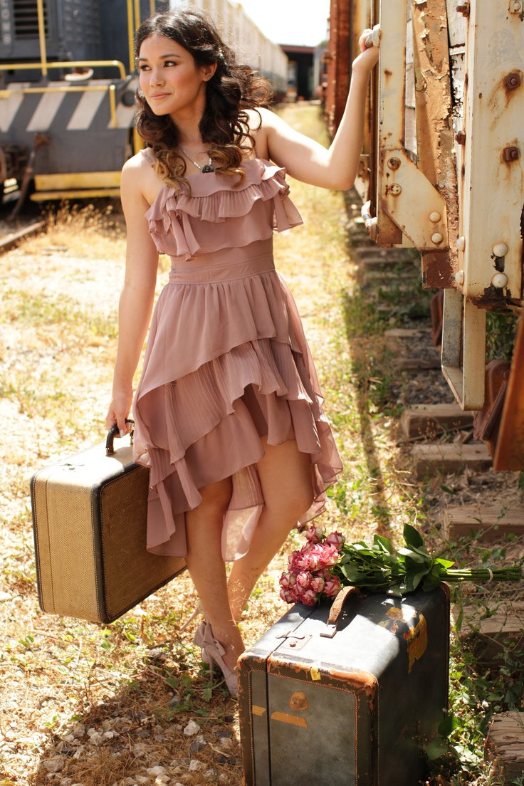 8 best romantic looks at cottage by the sea images on pinterest swept away in love alternative bridesmaid dresses at cottage by the sea ombrellifo Image collections