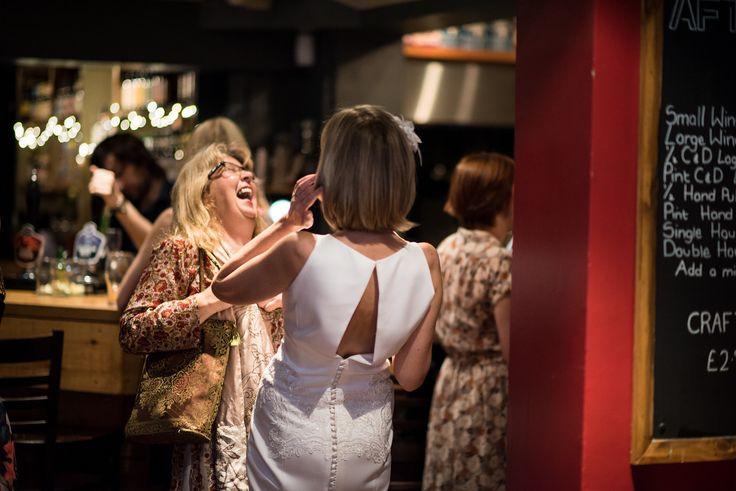Wig And Pen Sheffield Wedding Reception 12