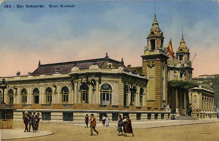 Antiguo Casino Kursaal San Sebastian