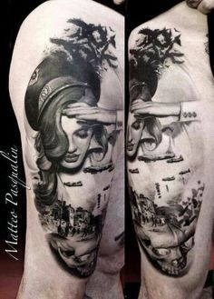 ww2 tattoos - Google Search