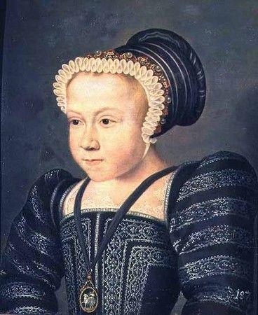 marguerite Marie de Clèves portrait | Sur le portrait peint de Marie-Elisabeth, l'identification ...