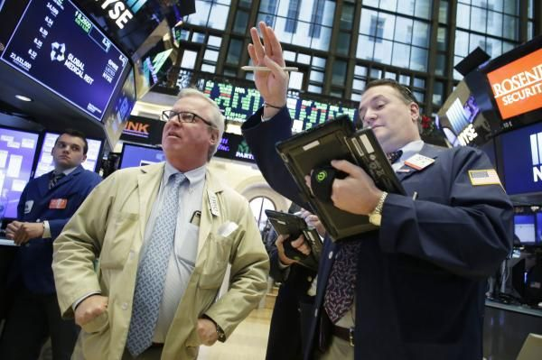 The Dow Jones Industrial Average increased by 5,000 points this year for the first time in its 121-year history.