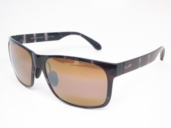 Maui Jim Red Sands H432-11T Grey Tortoise Polarized Sunglasses