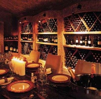 A Culinary Tour - South Africa's Finest Sabi Wine Cellar