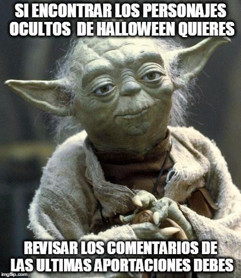 Yoda dando consejos para los logros        Gracias a http://www.cuantocabron.com/   Si quieres leer la noticia completa visita: http://www.estoy-aburrido.com/yoda-dando-consejos-para-los-logros/