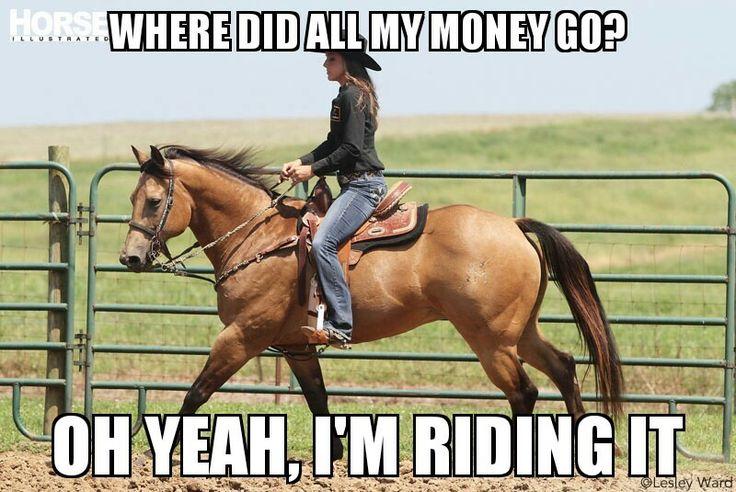 Oh ya I am riding it!