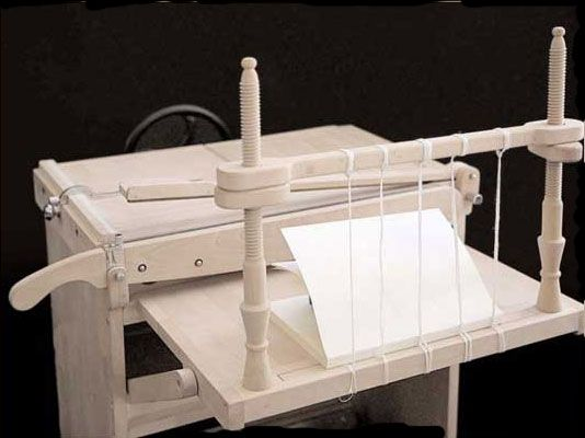 The Unique Patented 7 in 1 Book Binding Press By Omnia Libris