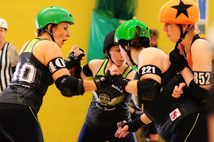 25 ways to attract more fans to roller derby