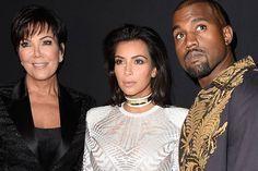 Kris Jenner fala sobre Kim Kardashian e internação de Kanye West