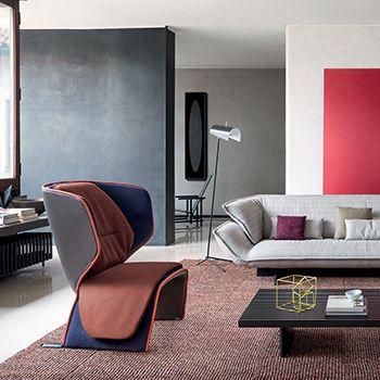 Product 4_Cassina_Gender  Space furniture - DENFAIR