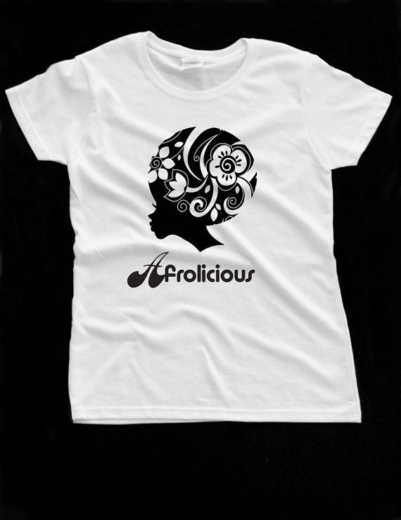 afro t shirts