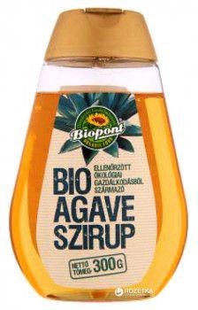 Сироп Агавы Biopont органический 300 г (5998858709631)