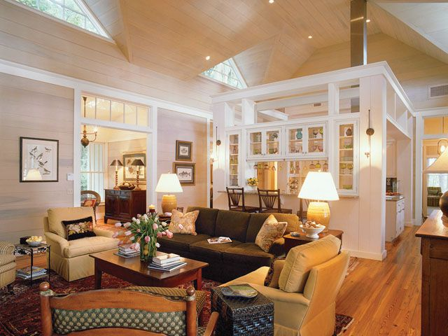The floor glasses and cabinets on pinterest for Www southernlivinghouseplans com