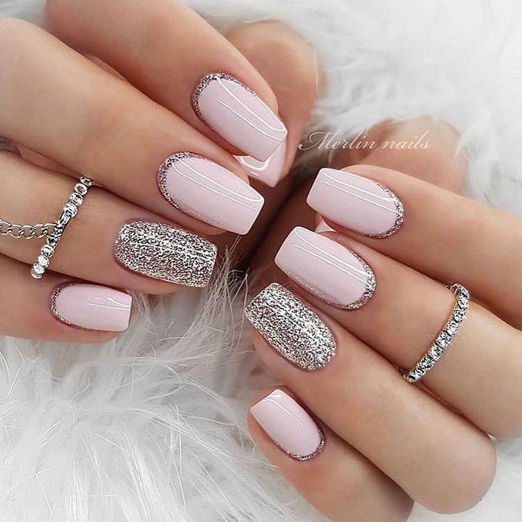 top acrylic nail art. stylish nail art for women