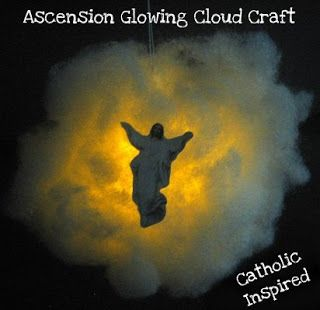The Ascension Glowing Cloud Craft