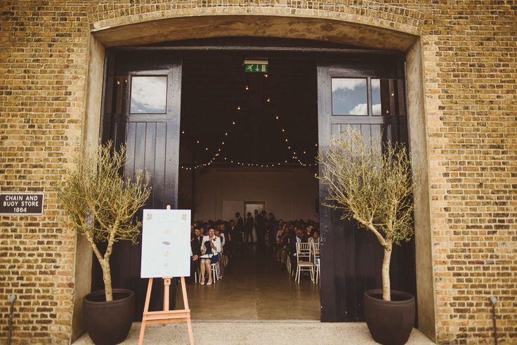 Tropical Trinity Buoy Wharf Wedding | Sri Lankan Themed Stationery & Decor | Botanical Leaves & Pineapple Centrepieces | Ted Baker Bridal Separates | Royal Blue Ted Baker Bridesmaid Dress | Matt Penberthy Photography | Peony Flowers