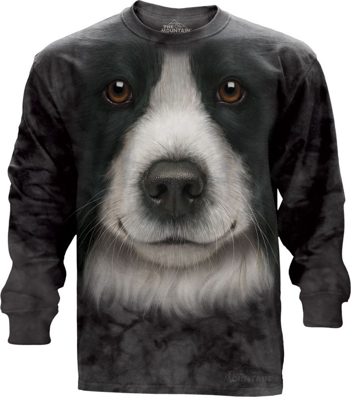Border Collie Long Sleeve T-Shirt - 30% DISCOUNT ON ALL ITEMS - USE CODE: CYBER  #Cybermonday #cyber #discount