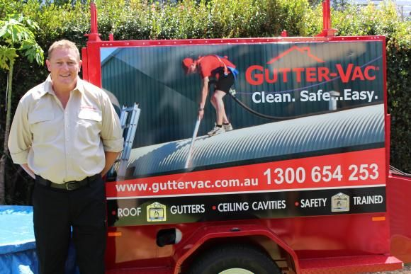 We recently caught up with Rob McCabe from Gutter-Vac Port Macquarie and had a chat. Rob joined Gutter-Vac back in 2015 after working in the mines for over 25 years. Get an insight into an average day in Rob's life as a Gutter-Vac franchisee, and learn why gutter cleaning is important in the Port Macquarie region.
