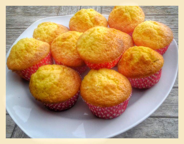 Muffins au citron au thermomix