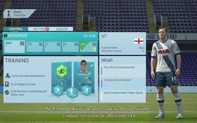 Videogiochi. Fifa 16 disponibile online per il download La demo della nuova simulazione di EA Sports è online. Grandi novità quest'anno sia su PC che su consolle. La tanto attesa demo di FIFA 16 è ufficialmente disponibile per il download. 'Webnews.it' ha