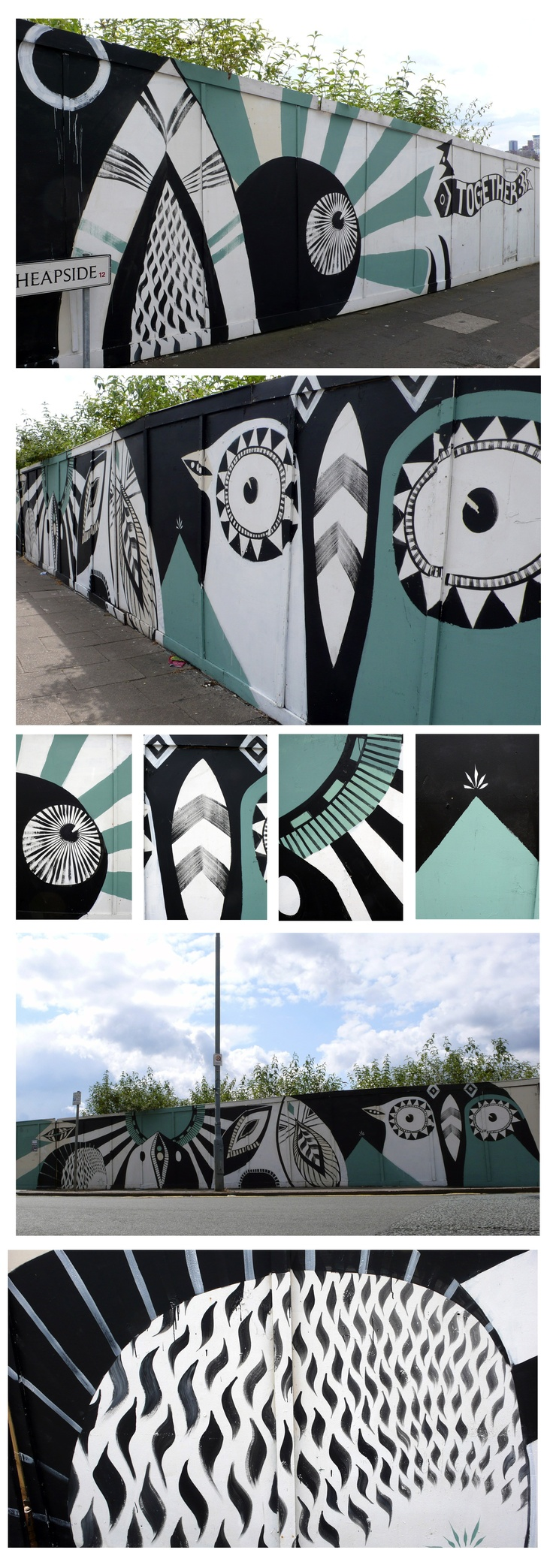 Abandoned Hoardings Revisited: LUCY McLauchlan