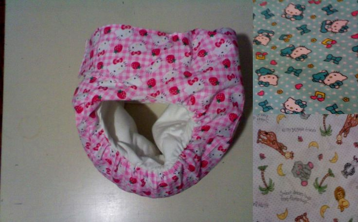 Details About Abdl Waddle Diaper Fully Functional Aio
