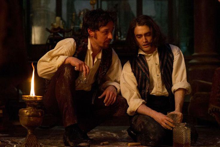 Victor Frankenstein Is A Madcap Ultimately Pointless Bromance Victor Frankenstein James Mcavoy Daniel Radcliffe