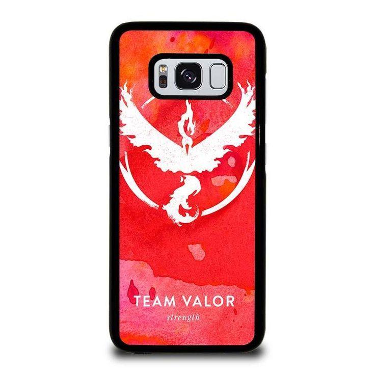 TEAM VALOR POKEMON GO Samsung Galaxy Case Cover