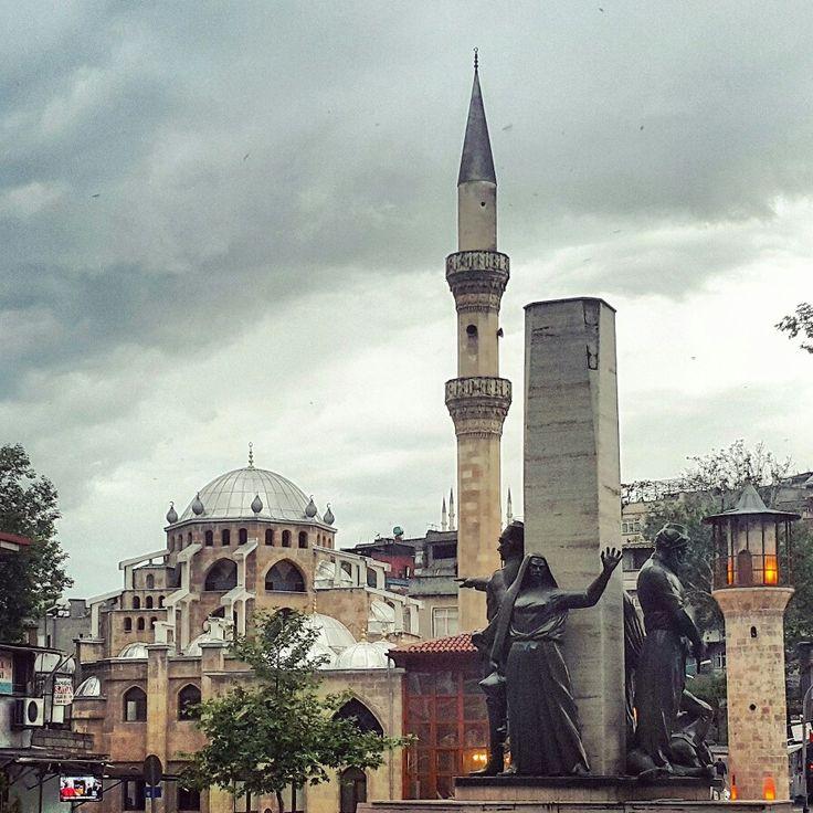 Sütçü İmam Heykeli / Kahramanmaraş