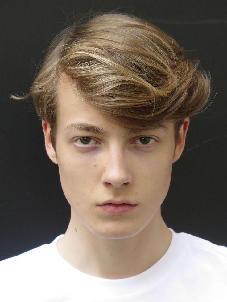 Charles De Vilmorin : Mannequin Homme pour Success Models, agence a Paris