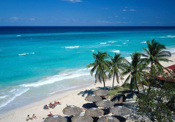 Strand, Halbinsel Varadero, Matanzas, Kuba
