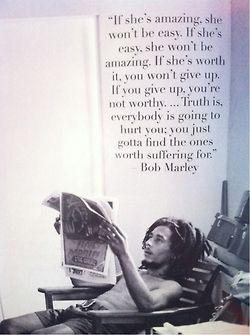 {Bob Marley} - Amen!