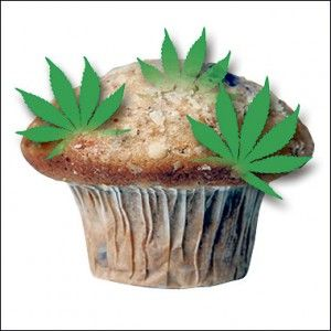 SPACE CAKE!  Make this with some Skywalker Butter and YODA MAN!!!