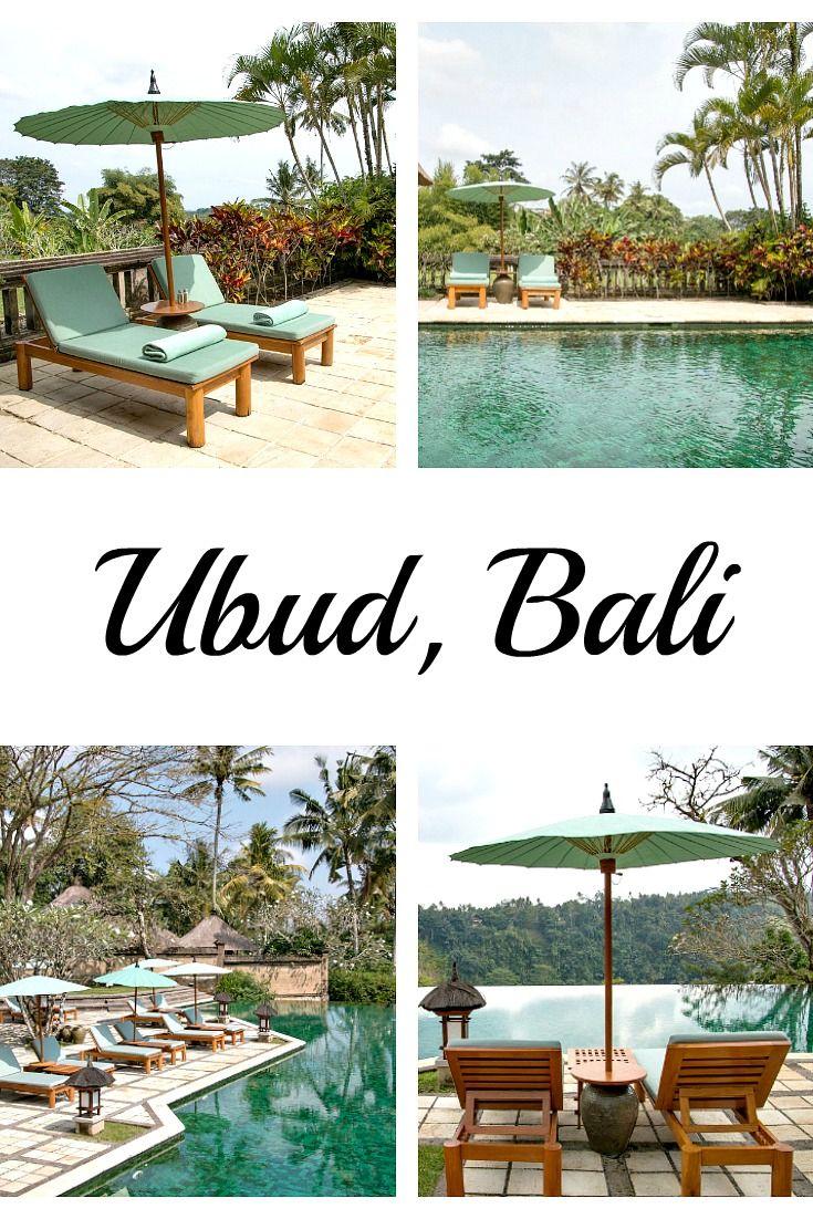 Ubud, Bali: Amandari Hotel mit Privatpool, Infinity Pool & Kochkurs
