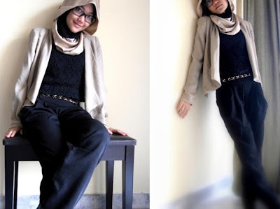 Hijab Fashion - Hijab Styles | Clothes Trends 2013