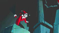 my gifs harley quinn harleen quinzel dc comics batman beyond return of the joker idk she's my fav