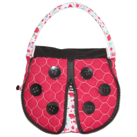 Little Ladybug is our signature bag, with its adorable ladybug design and interchangeable velcro ladybug buttons. Designed with love in Melbourne, ...