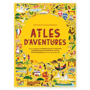 Atles d'aventures. Lucy Letherland | Can Xic