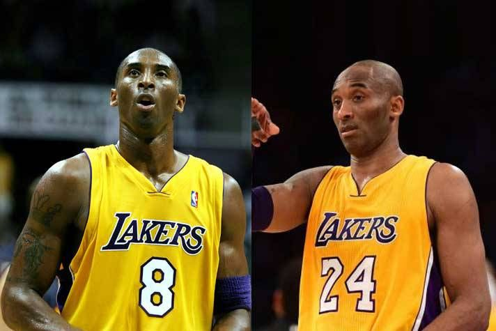 another chance 16814 5c293 Lakers to retire Bryant's jersey numbers 8 & 24 | Top Sports ...