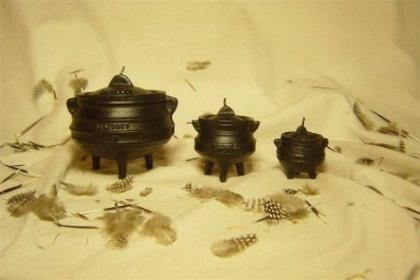 African Potjie Pot Candles
