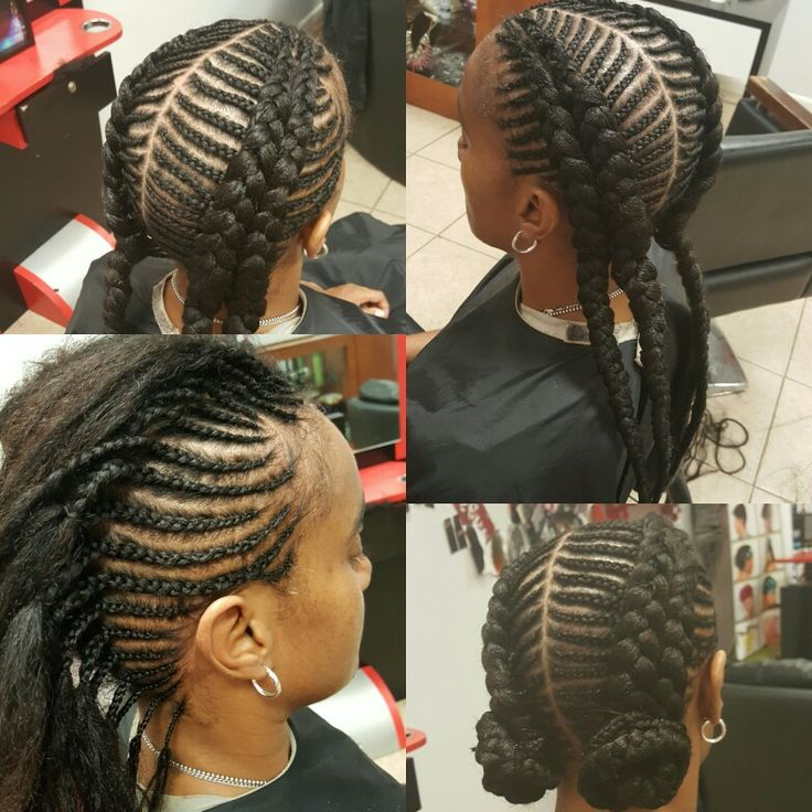 Braids By Bee this is what I call Invisible corn rows styled into fishbone braids then French braid or what some call Ghana braids combined in all done by Bee aka Braidsbybee www.Dreadextensionsbybee.com www.InstantLocsByBee.Com Www.BraidsbyBee.Com www.hairextensionsbybee.com
