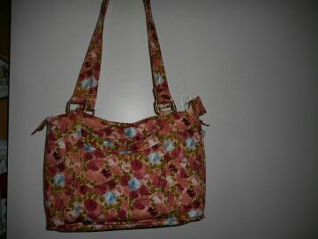 New bag for Christmas for my daughter, design by ChrisW Design. Sugar and spice