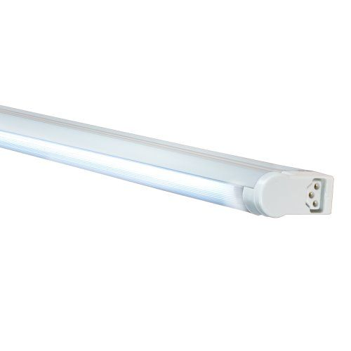 Jesco Lighting SG5A-21SW/50-W Sleek Plus Adjustable Grounded 21-Watt T5 Light Fixture, 5000K Color, White Finish, With Switch Jesco Uplight in boys' rooms (replace standard lamp supplied with higher quality 2700K or 3000K  lamp)