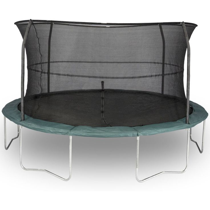 Orbounder 14 Foot Trampoline With Enclosure Green: 25+ Best Ideas About Trampoline Bed On Pinterest