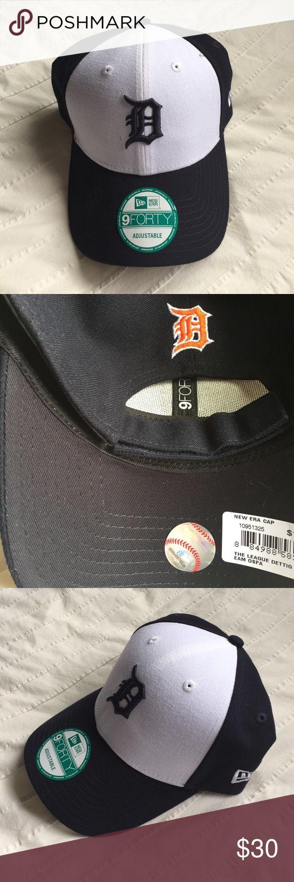 Detroit Baseball Cap Brand new • detroit team • baseball cap • never been worn New Era Accessories Hats