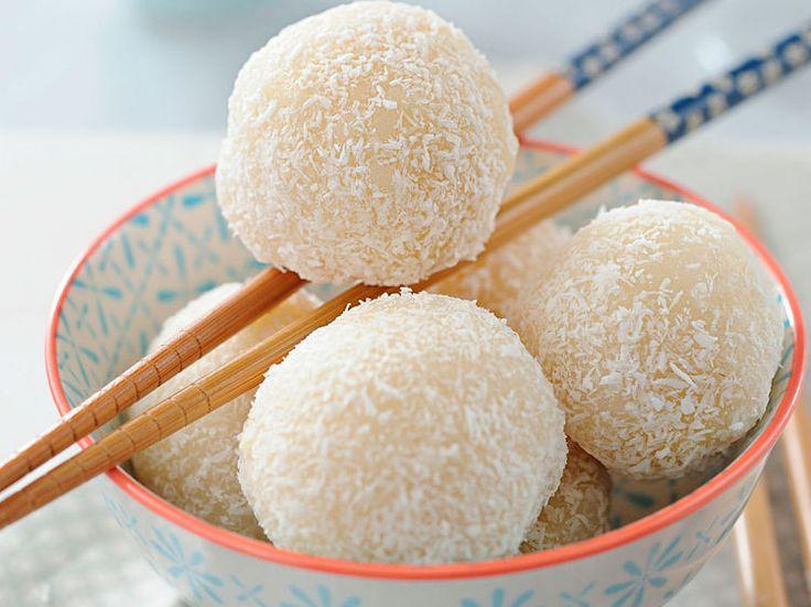 Avec les lectrices reporter de Femme Actuelle, découvrez les recettes de cuisine des internautes : Perles de coco