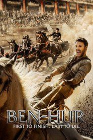 Ben-Hur: I love this movie! It's inspiring to be a stronger/braver person.