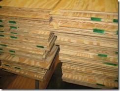 Remodelaholic | Amazing Plank Look Plywood Flooring Tutorial