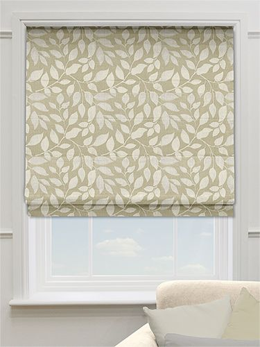 Toscana Champagne Roman Blind from Blinds 2go