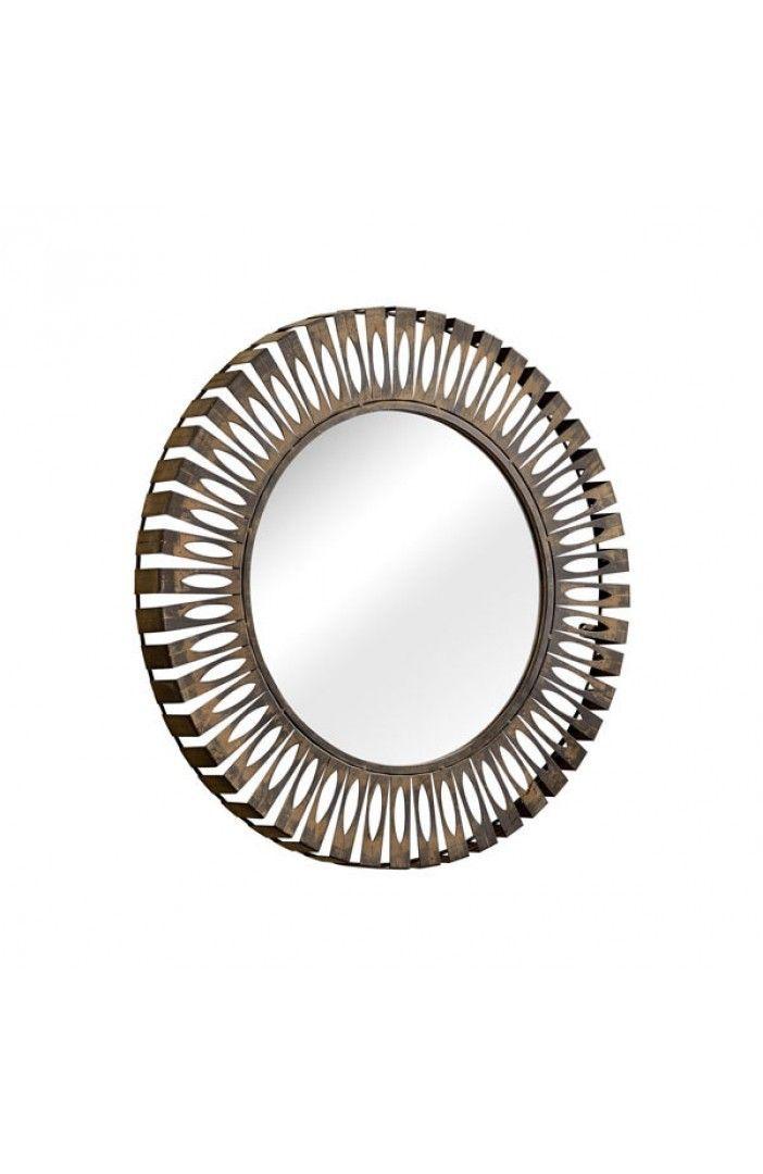 17 meilleures images propos de miroirs sur pinterest for Miroir circulaire